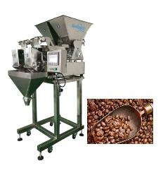 二级线性秤视频(咖啡豆包装秤)