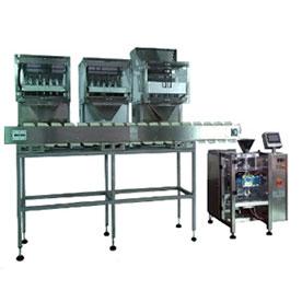 WL-C240称重式多物料包装机