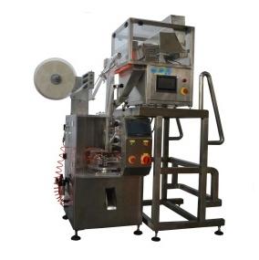 吴江茶叶三角袋立式包装机