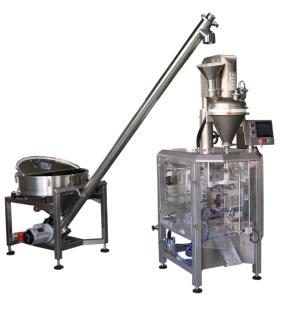 松川ZL-180SF全伺服粉料立式包装机