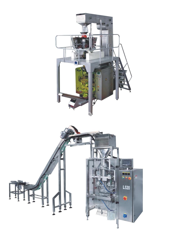 L420/L520 vertical automatic packaging machine