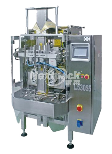 L460S/L530S Vertical Packaging Machine