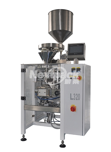 L320 measuring cup vertical packaging machine