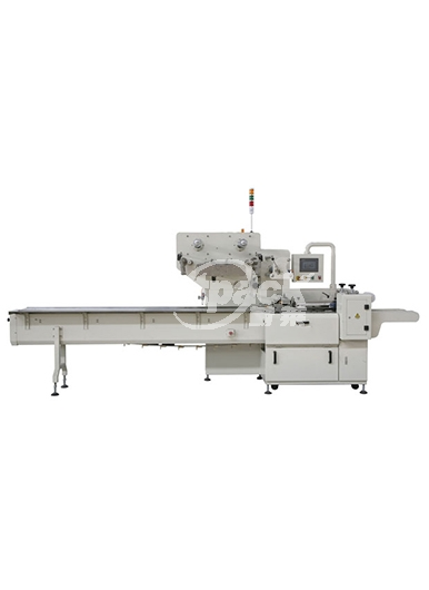 WL-S2 double servo automatic pillow packing machine