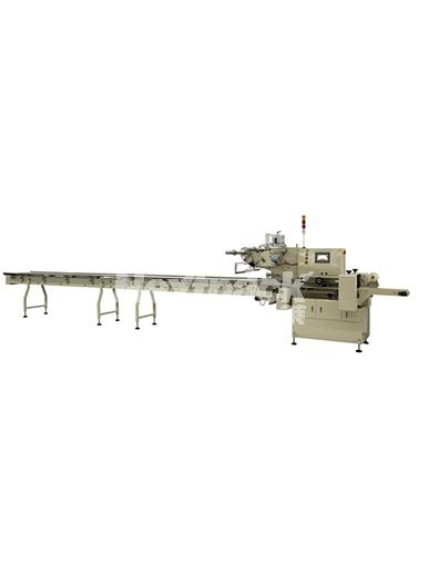 Wu HanWL-SD type single servo automatic pillow packing machine