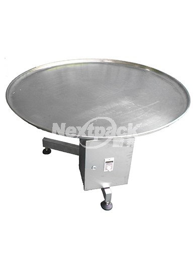 Automatic tray