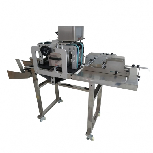 Thermal transfer printing and paging all-in-one machine