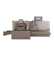 Automatic suction paging machine
